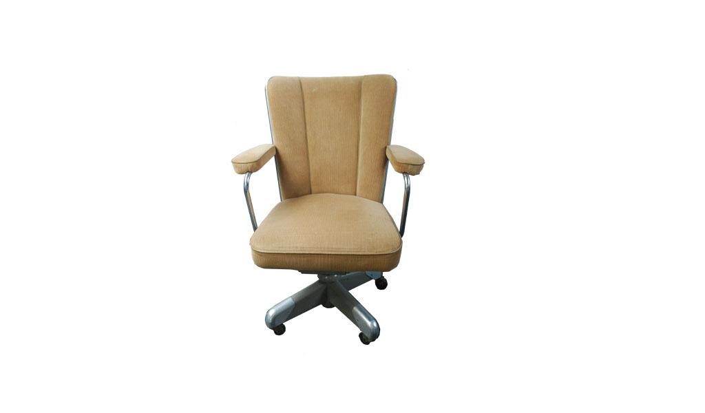 Vintage Design Bureaustoel.Vintage Gispen Office Chair Caren Pardovitch Interior Design